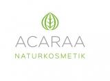 10 % Rabatt auf alles bei Acaraa – Naturkosmetik für Damen