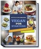 Vegan for Starters – Die einfachsten und beliebtesten Rezepte aus vier Kochbüchern