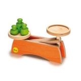 Holz Waage für den Kinder Kaufmannsladen